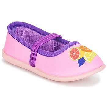 Παπούτσια Κορίτσι Μπαλαρίνες André CITRONNADE Ροζ