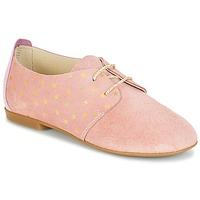 Παπούτσια Κορίτσι Derby André CELESTINE Ροζ