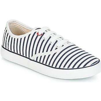 Παπούτσια Κορίτσι Χαμηλά Sneakers André MARINETTE Άσπρο