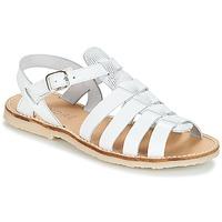 Παπούτσια Κορίτσι Σανδάλια / Πέδιλα André CANDIE Άσπρο