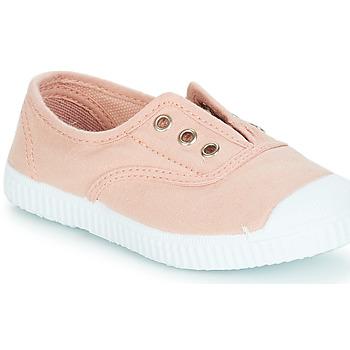 Παπούτσια Κορίτσι Slip on André LES VACANCES Ροζ