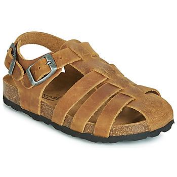 Παπούτσια Παιδί Σανδάλια / Πέδιλα André TOTEM Camel
