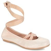 Παπούτσια Κορίτσι Μπαλαρίνες André ELEANOR Ροζ