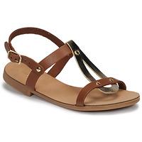 Παπούτσια Κορίτσι Σανδάλια / Πέδιλα André TOUFOU E Camel