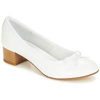 Παπούτσια Γυναίκα Μπαλαρίνες André POETESSE Άσπρο
