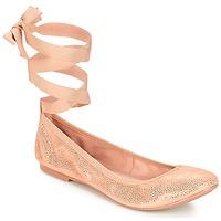 Παπούτσια Γυναίκα Μπαλαρίνες André ACTEE Ροζ