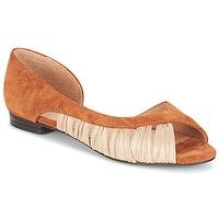 Παπούτσια Γυναίκα Σανδάλια / Πέδιλα André PIPA Camel