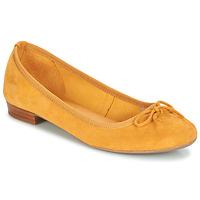 Παπούτσια Γυναίκα Μπαλαρίνες André CINDY Yellow