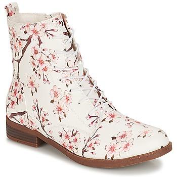 Παπούτσια Γυναίκα Μπότες André PILAT Άσπρο