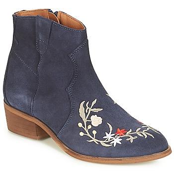 Παπούτσια Γυναίκα Μπότες André WEST Marine