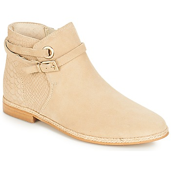 e052b7e6fc Παπούτσια Γυναίκα Μπότες André IDAHO Beige