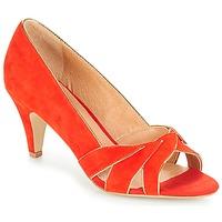 Παπούτσια Γυναίκα Γόβες André BANJO Red