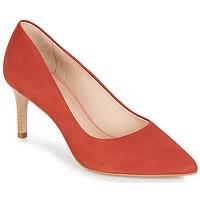 Παπούτσια Γυναίκα Γόβες André SCARLET Red / Orange