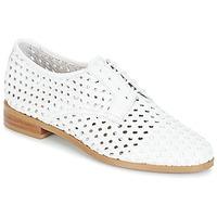 Παπούτσια Γυναίκα Derby André TRANSAT Άσπρο