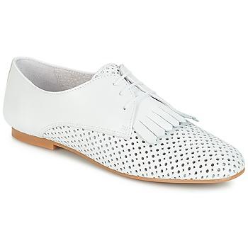Παπούτσια Γυναίκα Derby André DELICAT Άσπρο