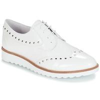 Παπούτσια Γυναίκα Derby André AMBROISE Άσπρο