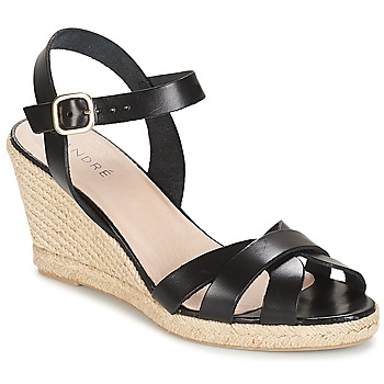 Παπούτσια Γυναίκα Εσπαντρίγια André QUIBERON Black