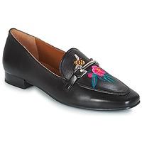 Παπούτσια Γυναίκα Μοκασσίνια André HENSON Black