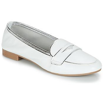 Παπούτσια Γυναίκα Μοκασσίνια André CLOCHETTE Άσπρο