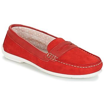 Παπούτσια Γυναίκα Μοκασσίνια André FRIOULA Red