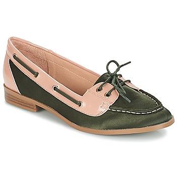 Παπούτσια Γυναίκα Boat shoes André NONETTE Kaki