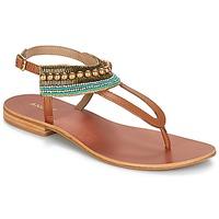 Παπούτσια Γυναίκα Σανδάλια / Πέδιλα André MAYOTTE Brown