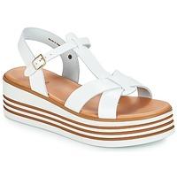 Παπούτσια Γυναίκα Σανδάλια / Πέδιλα André LUANA Άσπρο