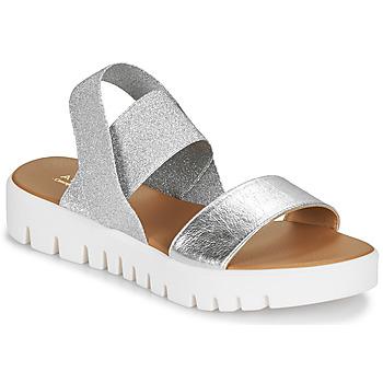 Παπούτσια Γυναίκα Σανδάλια / Πέδιλα André EMY Silver