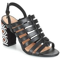 Παπούτσια Γυναίκα Σανδάλια / Πέδιλα André DJEMBE Black