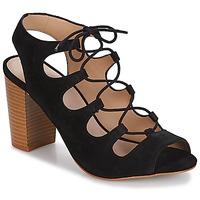 Παπούτσια Γυναίκα Σανδάλια / Πέδιλα André LAETITIA Black