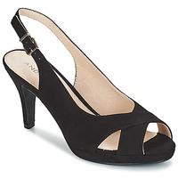 Παπούτσια Γυναίκα Σανδάλια / Πέδιλα André EDWIGE Black