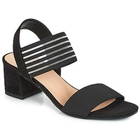 Παπούτσια Γυναίκα Σανδάλια / Πέδιλα André CORFOU Black