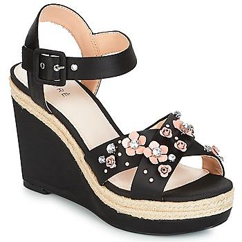 Παπούτσια Γυναίκα Σανδάλια / Πέδιλα André IXIA Black