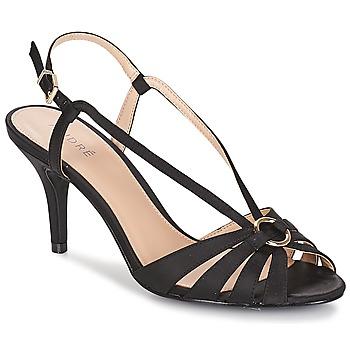 Παπούτσια Γυναίκα Σανδάλια / Πέδιλα André MIRABELLE Black