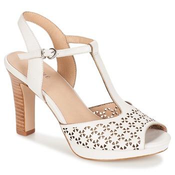 Παπούτσια Γυναίκα Σανδάλια / Πέδιλα André TIFEN Άσπρο