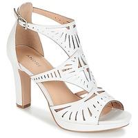 Παπούτσια Γυναίκα Σανδάλια / Πέδιλα André TINA Άσπρο