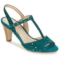 Παπούτσια Γυναίκα Σανδάλια / Πέδιλα André BETY Turquoise