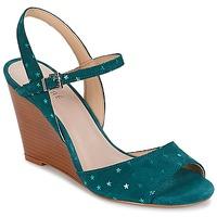 Παπούτσια Γυναίκα Σανδάλια / Πέδιλα André BECKY Turquoise