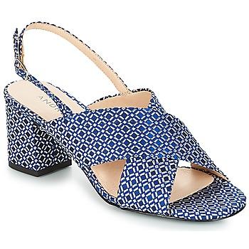 Παπούτσια Γυναίκα Σανδάλια / Πέδιλα André LOYAUTE Μπλέ