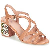 Παπούτσια Γυναίκα Σανδάλια / Πέδιλα André SAMBA Camel