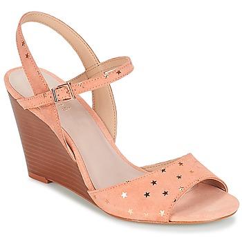 Παπούτσια Γυναίκα Σανδάλια / Πέδιλα André BECKY Ροζ