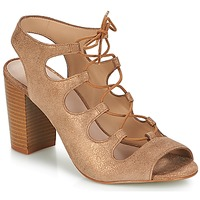 Παπούτσια Γυναίκα Σανδάλια / Πέδιλα André LAETITIA Bronze