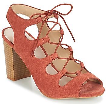 Παπούτσια Γυναίκα Σανδάλια / Πέδιλα André LAETITIA Ροζ