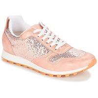 Παπούτσια Γυναίκα Χαμηλά Sneakers André RUNY Ροζ
