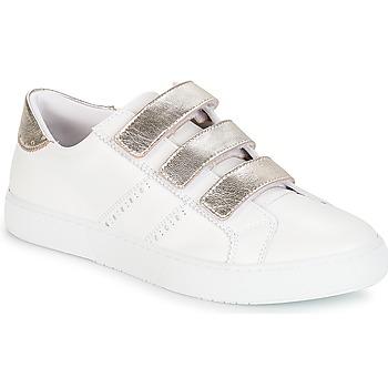 Παπούτσια Γυναίκα Χαμηλά Sneakers André PADDLE Άσπρο