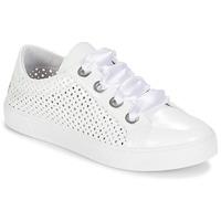 Παπούτσια Γυναίκα Χαμηλά Sneakers André BEST Άσπρο