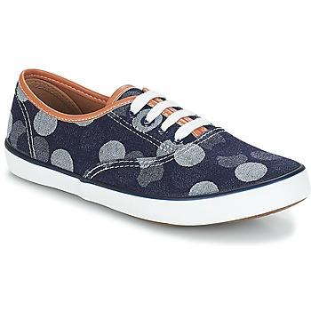 Παπούτσια Γυναίκα Χαμηλά Sneakers André COSMOS Marine