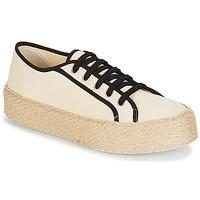 Παπούτσια Γυναίκα Χαμηλά Sneakers André LODGE Ecru