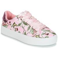 Παπούτσια Γυναίκα Χαμηλά Sneakers André POPY Ροζ