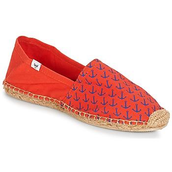Παπούτσια Άνδρας Εσπαντρίγια André OHE MATELOT Red